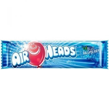 Airheads Chew Bar blue raspberry 3