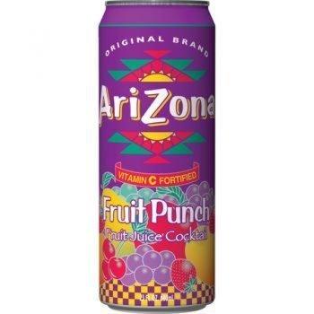 AriZona fruit punch cocktail 680ml 2