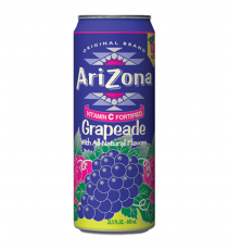 Arizona grapeade fruit cocktail 680ml