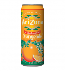 Arizona orangeade juice cocktail 680ml