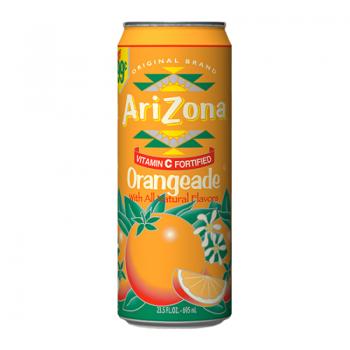 AriZona orangeade juice cocktail 680ml 3
