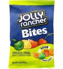 Jolly Rancher Bites Sour