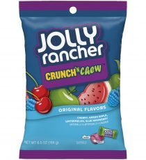 Jolly Rancher Crunch and Chew