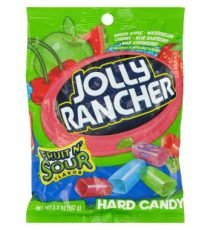 Jolly Rancher Hard Candy Fruit Sour