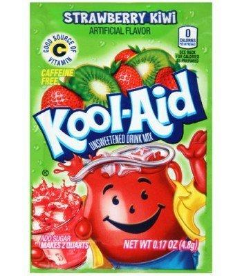 Kool Aid 4.6g sachets strawberry kiwi 3