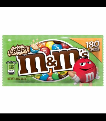 M&M crispy 38.3g 3