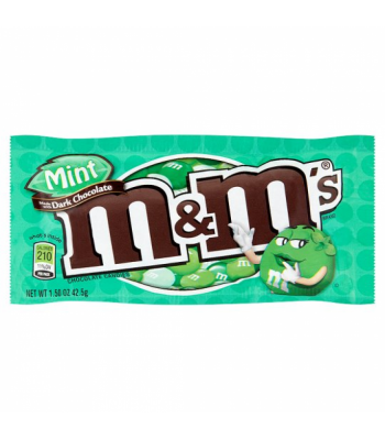 M&M dark chocolate mint 42.5g 3