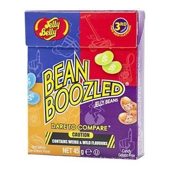 Jelly Belly Beanboozled (4th) edition Box flip top box 3