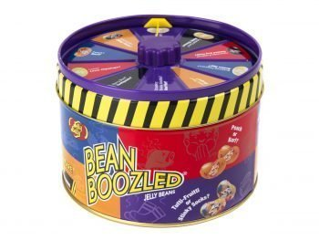 Jelly Belly BeanBoozled (4th edition) spinner gift tin 3