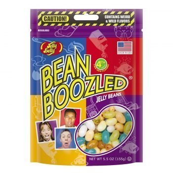 Jelly Belly beanboozled (5th) edition Re-sealable Bag 3