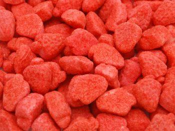 Foam strawberries 3