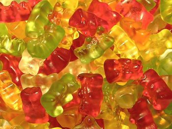 Gummy teddy bears 3