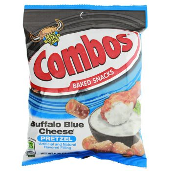 Combos Buffalo Blue Cheese - 178.6g Bag 3