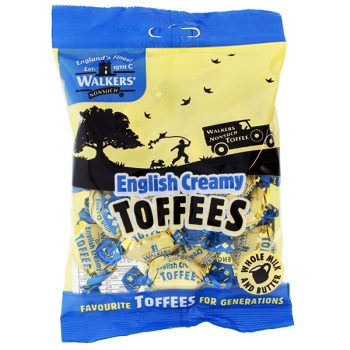 Walkers English Creamy Toffee 150g 3