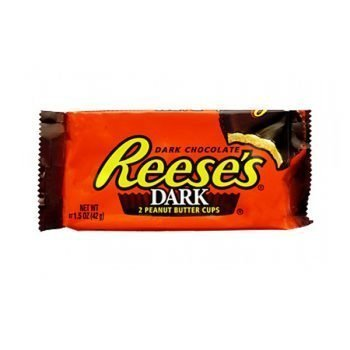 Reese's Dark Peanut Butter Cups - 39g Pack 3