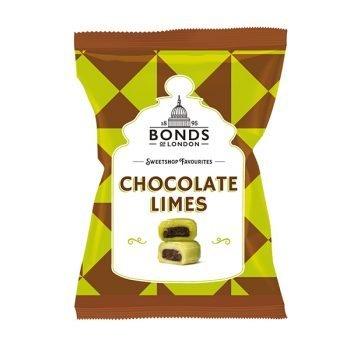 Bonds Chocolate Limes 150g 3