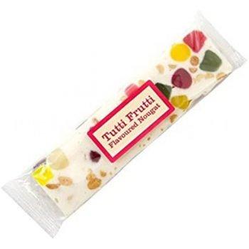 Tutti Fruity Nougat Bars 150g 3