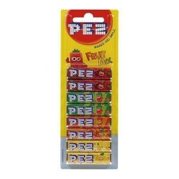 Pez Refill Mixed Fruit 3