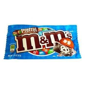M&Ms Pretzel - 32.3g Bag 3