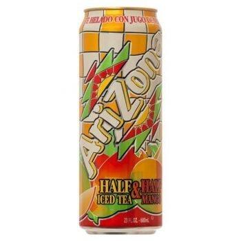 Arizona Half and Half Ice Tea & Mango 680ml 3