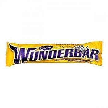 Cadburys Wunderbar - 58g Bar 3