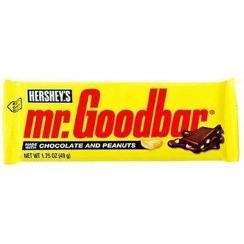 Hershey's Mr Goodbar - 49g Bar 3