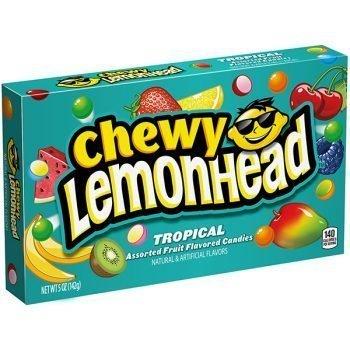 Chewy Lemonhead Tropical - 23g Box 3