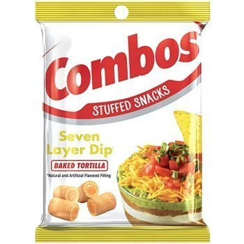 Combos 7-Layer Dip -178.6g Bag 3