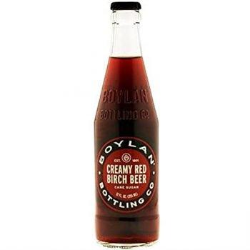 Boylan Creamy Red Birch Beer 355m 3