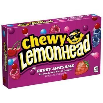 Chewy Lemonheads Berry Awesome - 23g Box 3