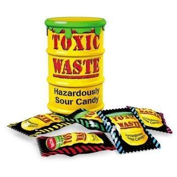 Toxic Waste Yellow 3
