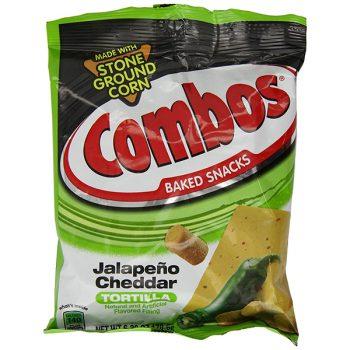 Combos Jalapeno Cheddar - 178.6g Bag 3