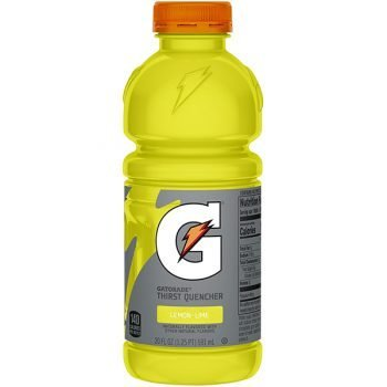 Gatorade Lemon & Lime 591ml 3