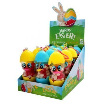 Easter Baby Chicken with Jelly Beans 50g 3