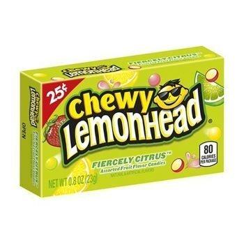 Chewy Lemon Head Pink Lemonade - 23g Box 3