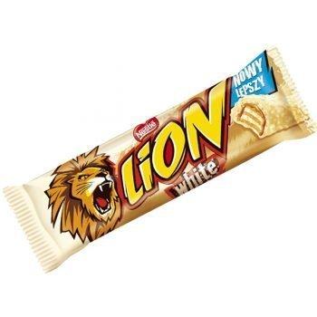 Lion bar white - 42g bar 3