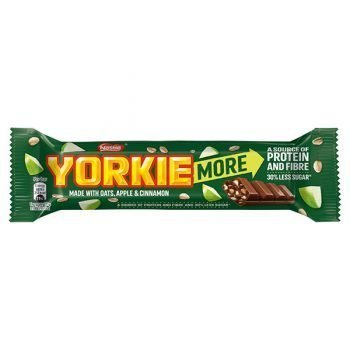 Yorkie More Protein, Apple oats and cinnamon – 42g Bar 3