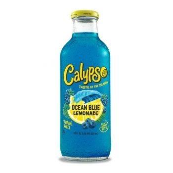 Calypso - Ocean Blue Lemonade 16fl oz 3