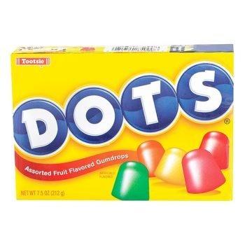 Tootise Dots - 184g box 3