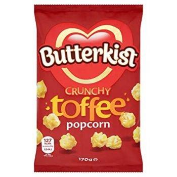 Butterkist Crunchy Toffee Popcorn 3