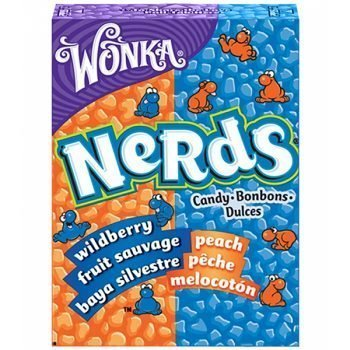 Nerds Peach and Wild Berry 46.7g Box 3