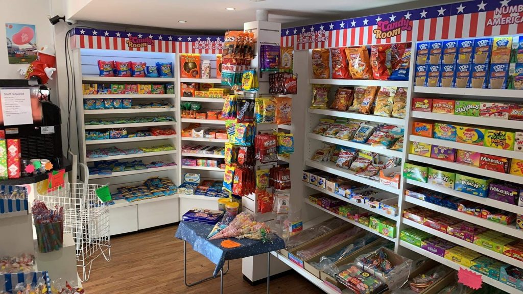 Candy Room Sweet Shop