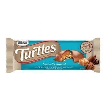 Turtles Caramel Sea Salt - 50g Bar 3
