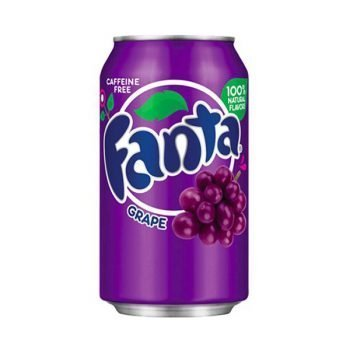 Fanta Grape 355ml 3
