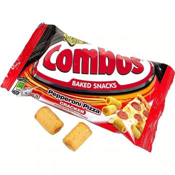 Combos Pepperoni Pizza - 51g Bag 3