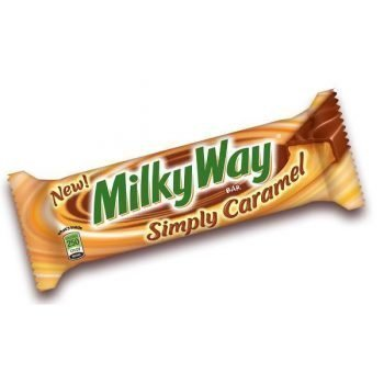 Milky Way Bar Simply Caramel - 54.1g Bar 3