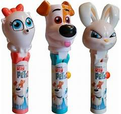 Secret Life Of Pets Pop Up Lollipop 3