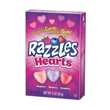 Razzle's Hearts - 56g Box 3