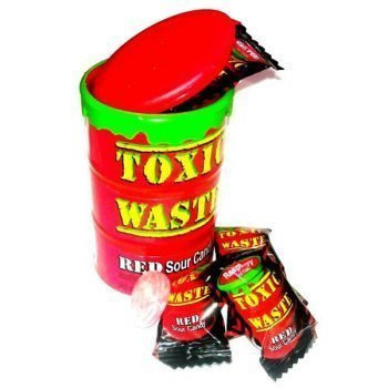 Toxic Waste Red 3