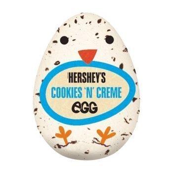 Hersheys Cookie and Crème Egg - 34g Egg 3